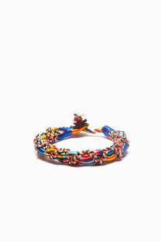 Nasty Gal. Twisted Rope Bracelet. $12