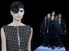 Collezione donna Armani P/E 2013 - Tendenze donna - diModa - Il portale... di moda