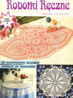 Польский журнал по вязанию - Robotki Reczne 1992-05 / ЖУРНАЛЫ - самое популярное и интересное