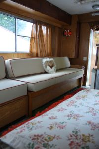 1965 Commer Camper Van renovated