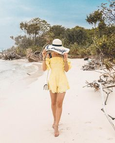 Wandering around barefoot is a must in the Maldives - no shoes needed at the luxury Soneva Jani resort!