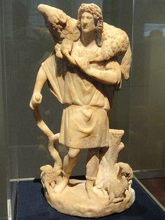 File:The Good Shepherd, 280-290 AD, Late Roman, Asia Minor, marble - Cleveland Museum of Art - DSC08336.JPG