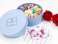 Классика французских сладостей в их лучшем исполнении ❤️ Сладкий комплимент от FLORENTIN для тех, кого особенно любишь ✨