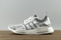 7410580fe960a 2018 Really Cheap Adidas NMD Primeknit Glitch Camo White Black