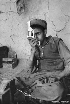 Afghanistan, 1955.    Credit : Marc Riboud