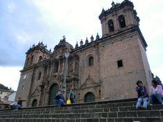 Catedral de Cusco, na província e região de Cusco, Peru. Fotografia: Ana CRP no Panoramio.