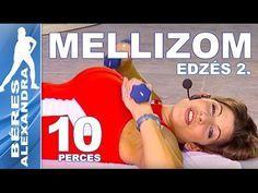Béres Alexandra torna || Hasizom gyakorlatok || 10 perc - YouTube 80s Theme Party Outfits, Workout Guide, Wellness Fitness, Zumba, Nalu, Pilates, Gymnastics, Kettlebell, How To Plan