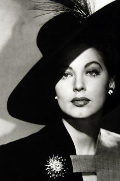 Classic beauty  Ava Gardner