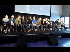 The Hobbit Cast sing the 'Misty Mountains' Song!