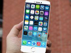 New iPhone 6.