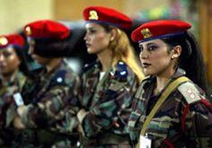 QUDAFFI VIRGIN FEMALE BODY GUARDS - Google Search