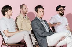 Rock band #OKGo talks about their creative #MusicVideos and life without a label. http://huff.to/1TrdcZv