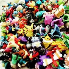Last shoutout for today... @pokemon_insta1 has an amazing collection of squishy pokemon. They're squishy!!!!! You can't tell me you don't like squishy!!! #squishy #pokemon #figurine #3ds #Gameboy #n64 #ditto #pikachu #ninstagram #nintendo #poke #gaming #collector #geek #fun #vibrant #colourful #happy