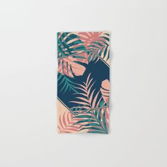 Tropical Dreams #society6 #decor #buyart Hand & Bath Towel