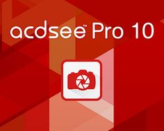 ACDSee Pro 10.0 Build 625 Crack Full Version is Ultimate choice. ACDSee Pro 10.0 Build 625 Crack can collect your photographs in a single united platform.