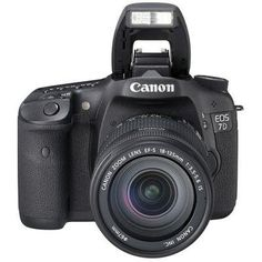 Canon EOS 7D Digital SLR & 18-135 IS