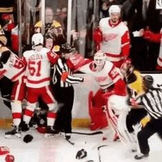 Jimmy Howard was going to kill a man and I was all for it