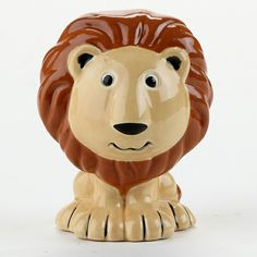 Roary is too cute for words, I'm not lion!