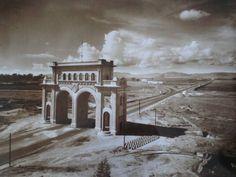 Arco de Guadalajara cerca de 1940