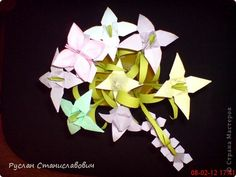 Модульное оригами - Мои работы-127