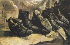 Van Gogh - Drei Paar Schuhe