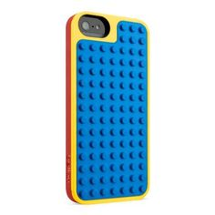 Belkin LEGO Case / Shield for iPhone 5 and 5S (Yellow / Red)