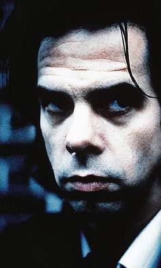Nick Cave. I saw Nick Cave And The Bad Seeds back in 1986 in Seattle.
