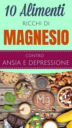 #magnesio #alimentazione #spiritonaturale Nutrition Information, Menu Planning, Healthy Options, Health And Beauty, The Cure, Health Fitness, Food And Drink, Beef, Hobby