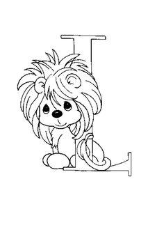 Lernübungen für kinder zu drucken. Infant Alphabete 52