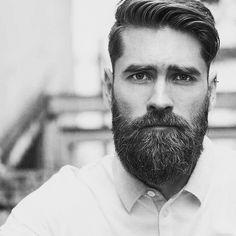 No Words, Just Beard - Beard of the Week https://instagram.com/p/8z7ds8kXtm/ #Beard #beardrevered