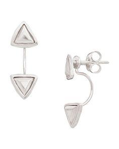 Take Shape Earrings, Earrings - Silpada Designs