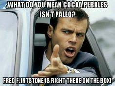 Not Paleo??