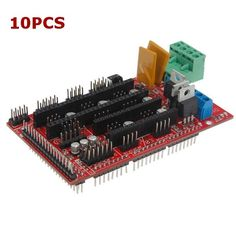 10PCS Geekcreit® 3D Printer Controller For RAMPS 1.4 Reprap Mendel Prusa Arduino