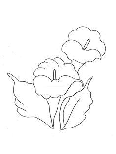 Riscos - Flores 10 - Impressão e Download2.gif (827×1102)