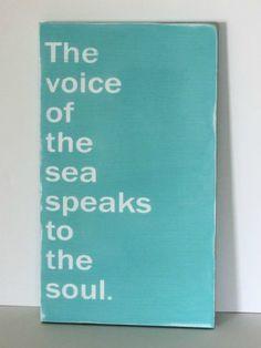 My Heart Sleeps By The Sea Beach Art Sign