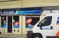 Car rental and utility Nice Port - Rent A Car.