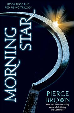 My spoiler-free review of Pierce Brown's Red Rising Trilogy. After being disappointed by book 2 in the series, the third and final installment, Morning Star, was a return to form.