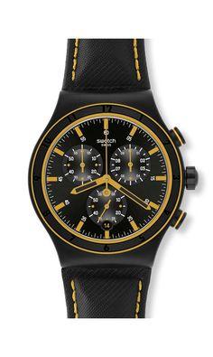NOHO TIME (YVB400) - Swatch International