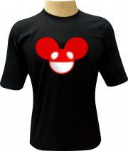 Camiseta Deadmau5 - Camisetas Personalizadas, Engraçadas e Criativas