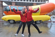 The Oscar Mayer Wienermobile made a stop in Fort Collins on its trek across the country. It was at the Senior Center on Tuesday, and we have pictures to see. Oscar Mayer, Senior Center, Fort Collins, Trek, Tuesday, Country, Pictures, Photos, Rural Area