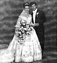 The Nanny ... wedding dress