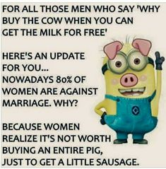 Buy the cow