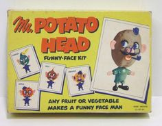Original Mr. Potato Head Toy