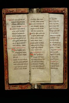 Book in a Box: unusual 11th-codex