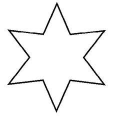 Stern Zum Ausdrucken Dann Könnt Ihr Die Vorlage Ausdrucken So Oft