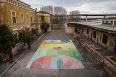 20 Obras de arte urbano q hacen latir tu corazón más rápido - Taringa!