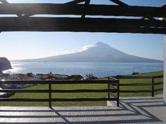 Faial, Azores, Portugal - Pico's view - Europe's most famous secret