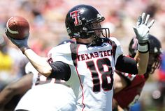 Steven Sheffield, Texas Tech Red Raiders