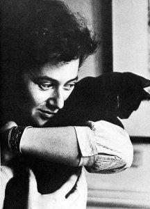 Etty Hillesum + gatto