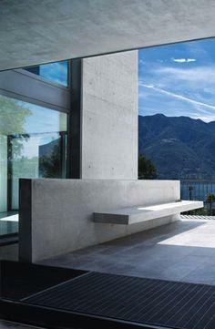 Case Katz in Aldesago, Switzerland by Michele Arnaboldi _